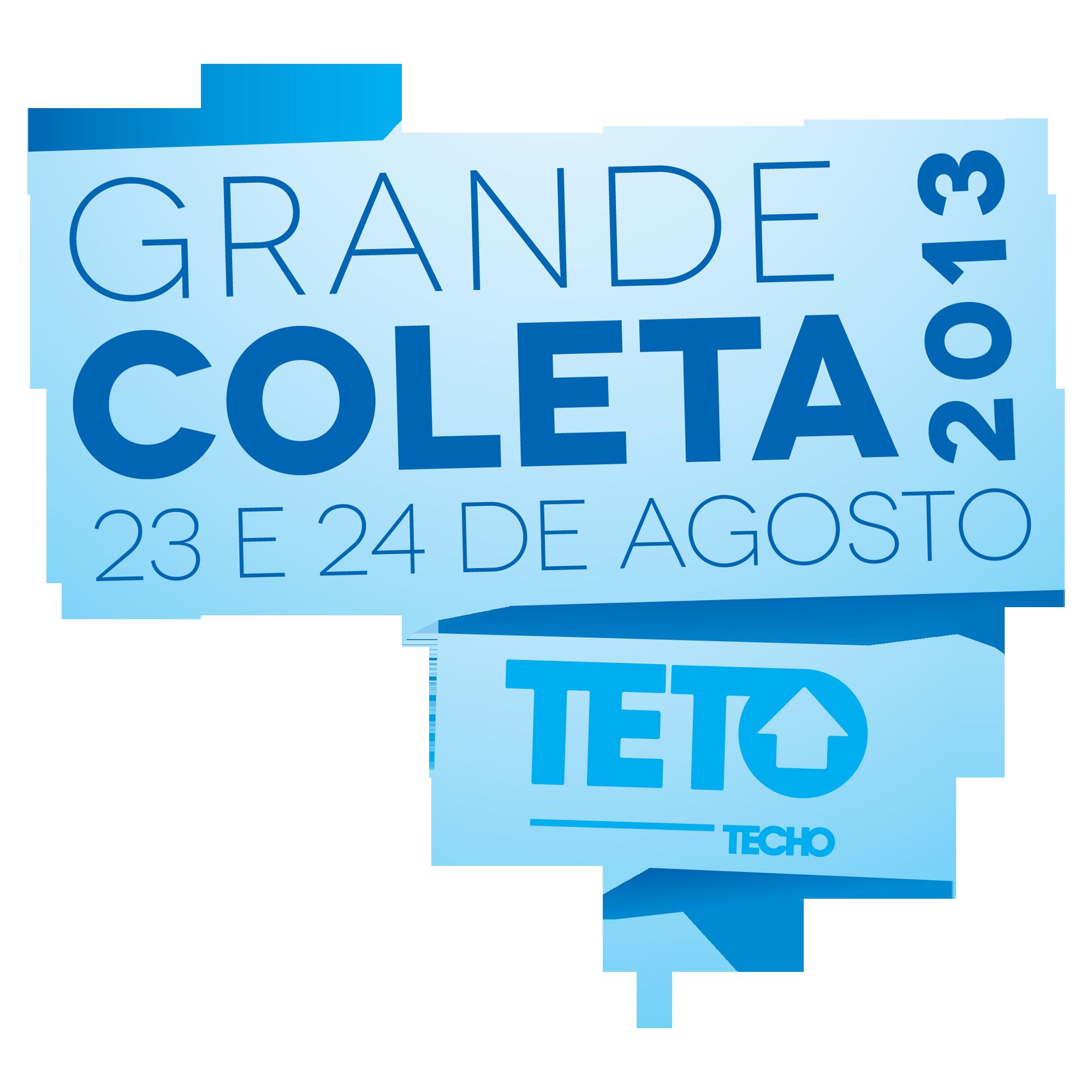 Logo Coleta 2013