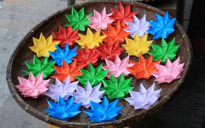 Origami para decorar