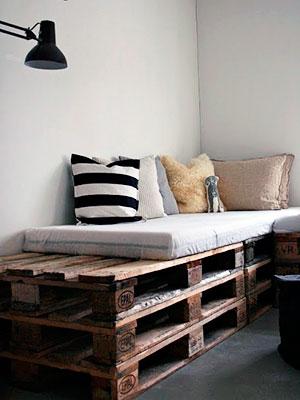 Casa sem sofá