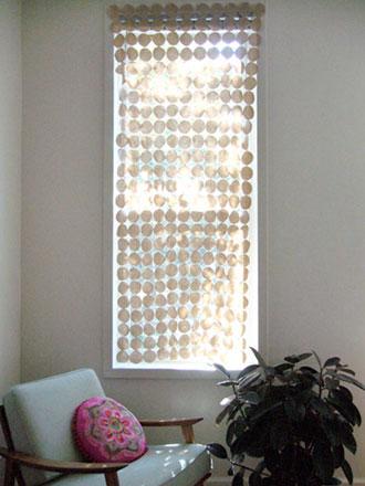 Casa sem cortina
