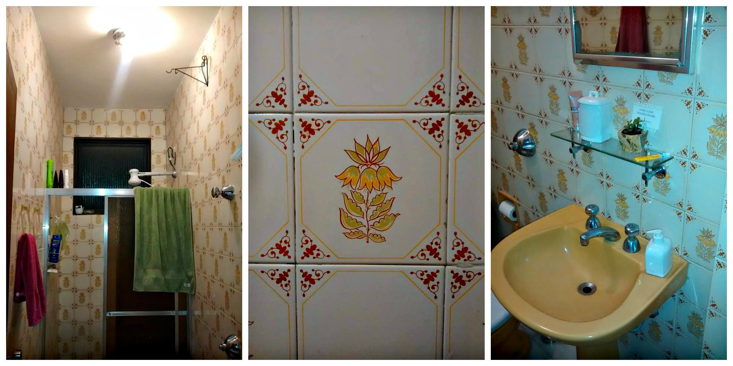 Pin Como Decorar Um Banheiro Sem Janelas on Pinterest #388893 2400x1200 Armario Banheiro Antigo
