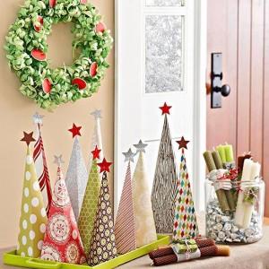 Enfeites de natal apezinho for Deco noel petit appartement