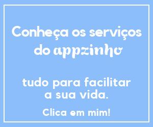 Conheça os serviços do Appzinho, tudo para facilitar a sua vida.