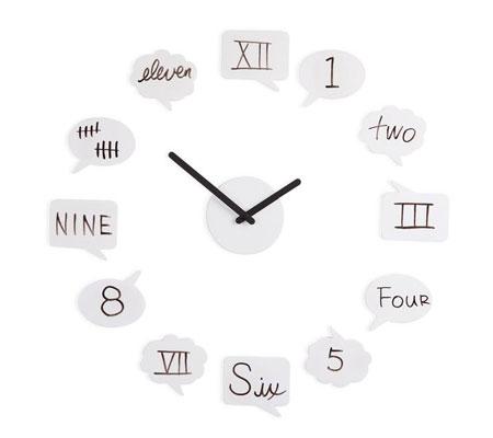 Relógio com a sua cara